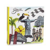 Álbum Mega Viagem Brasil 500 Fotos 10X15 - Ical