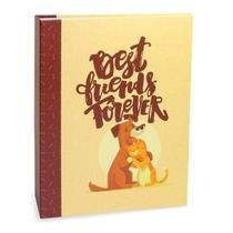 Álbum Pet Lovers 160 Fotos 10x15cm - Ical 923 -