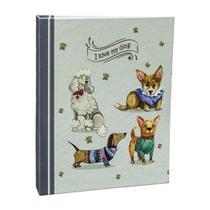 Álbum Pet Lovers 160 fotos Ferragem 10x15  921 - Ical