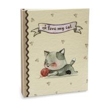 Álbum Pet Lovers 160 fotos Ferragem 10x15  922 - Ical - Tudoprafoto