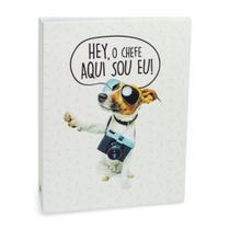 Álbum Pet Lovers Rebites Cão Chefe 160 Fotos 10X15 - Ical