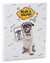 Álbum Pet Lovers Rebites Cão Selfie 160 Fotos 10X15 - Ical