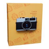 Álbum Photo Lovers 160 Fotos 10x15 Cam Amarelo - Ical