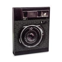 Álbum Photo Lovers Rebites Câmera 160 Fotos 10X15 - Ical