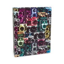 Álbum Photo Lovers Rebites Câmeras Coloridas 160 Fotos 10X15 - Ical