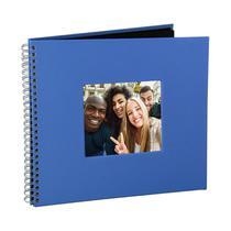 Álbum Scrapbook Azul 40 Páginas 30x30 cm - 150803 - Tudoprafoto
