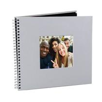 Álbum Scrapbook Prata 40 Páginas 30x30 cm - 150804 - Tudoprafoto