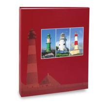 Álbum Viagem 200 Fotos 10x15cm Com Ferragem - Ical 596 -