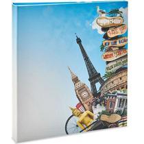 Álbum Viagem 200 Fotos 10x15cm - Ical 558 -