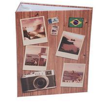 Álbum Viagem 500 Fotos 10x15cm - Ical 586 -
