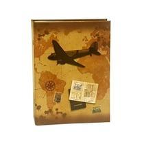 Álbum Viagem Rebites 120 Fotos 10x15 Ical Avião -