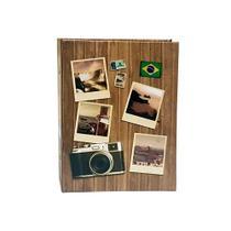 Álbum Viagem Rebites 120 Fotos 10x15 Ical Camera -