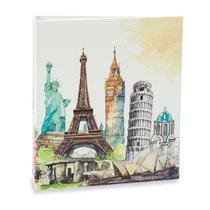 Álbum Viagem Rebites 120 Fotos 10x15 Ical Monumentos -