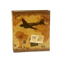 Álbum Viagem Rebites 500 Fotos 10x15 Ical Avião -