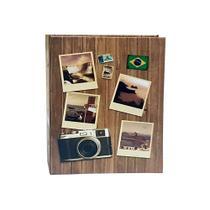 Álbum Viagem Rebites 500 Fotos 10x15 Ical Camera -