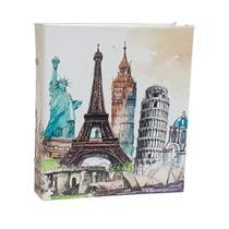 Álbum Viagem Rebites 500 Fotos 10x15 Ical Monumentos -