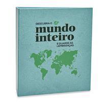 Álbum Viagem Rebites 500 Fotos 10x15 Ical Mundo Inteiro -