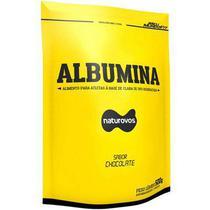 Albumina  (500G) - NATUROVOS -