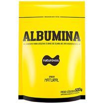 Albumina 83% Natural NaturOvos - 500g -