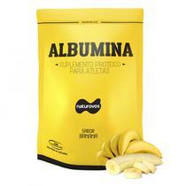 Albumina naturovos sabor banana 500g -
