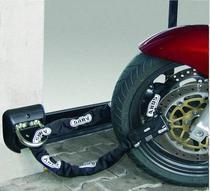 Alça Segurança Abus Para Fixação Granit 75 Moto Bicicleta -