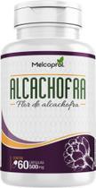 Alcachofra 60 cáps 500 mg - Melcoprol -