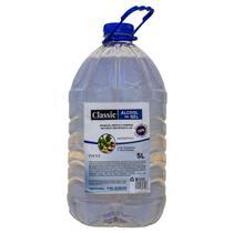 Alcool em Gel Antisséptico Vivaz Classic 70% para as Mãos com Hidratante Galão 5 Litros - Wydet Cosméticos