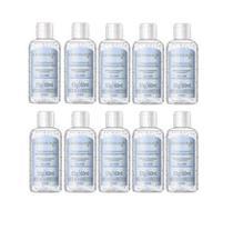 Álcool gel 70% higienizante para as mãos 60ml azul Kit com 10 - Giovanna Baby -