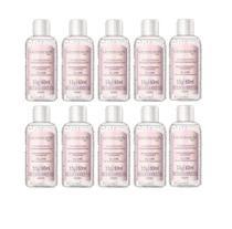 Álcool gel 70% higienizante para as mãos 60ml rosa Kit com 10 - Giovanna Baby -