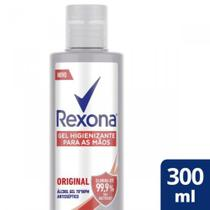 Álcool Gel 70 Higienizante para Mãos Rexona com 300ml -