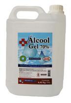 Alcool gel 70% proervas 5l -