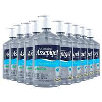 Álcool Gel Kit com 10 frascos 420G 70 Aloe Vera - Start