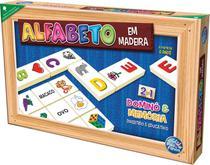 Alfabeto Domino e Memoria - Pais e filhos