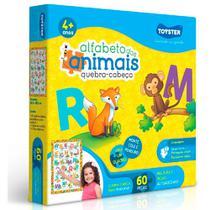 Alfabeto dos Animais Toyster -