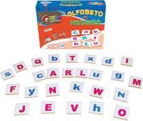 Alfabeto NA Madeira 26PCS - Generico