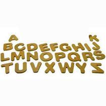 Alfabeto Recortado em Madeira - Ciabrink -