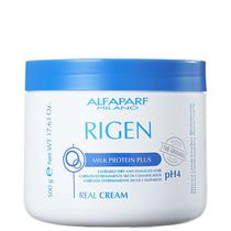 Alfaparf Rigen Milk Protein Plus Máscara Real Cream 500ml -