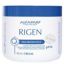 Alfaparf Rigen Real Cream ph4 - Máscara Condicionadora Reestruturante -
