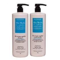 Alfaparf Shampoo E Condicionador Bb Cream Alta Moda 1 L -