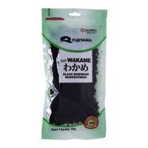 Alga Marinha Desidratada Cut Wakame Fujiyama 50g -