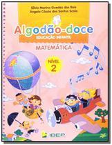 Algodao-doce matematica - nivel 2 - Ibep -