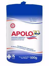 Algodão Hidrófilo 500g C/3 Unidades - Apolo