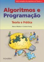 Algoritmos e programaçao - teoria e pratica - Novatec -