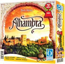 Alhambra-Edição Revisada - Devir