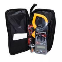 Alicate Amperímetro Digital 266 com estojo e bateria - Upcar