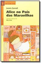 Alice no pais das maravilhas, as - colecao reencon - Scipione