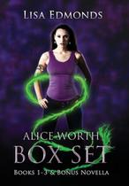 Alice Worth Box Set (Books 1 - 3 & Bonus Novella) - City Owl Llc -