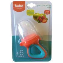Alimentador Porta Frutinha Baby AZUL Buba 09743 -