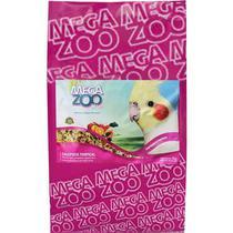 Alimento Integral Para Calopsita Megazoo Mix Tropical - 8kg -