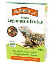 Alimento natural para Repteis Frutas/Legumes (DESIDRAT.) 60G - Alcon